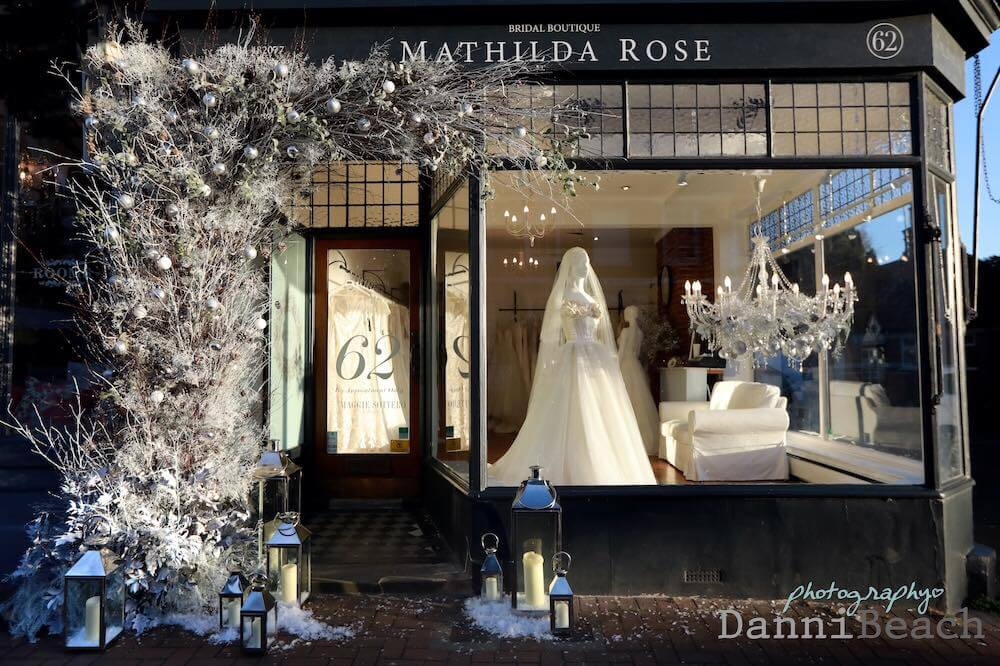 Mathilda Rose Bridal Boutique Sussex