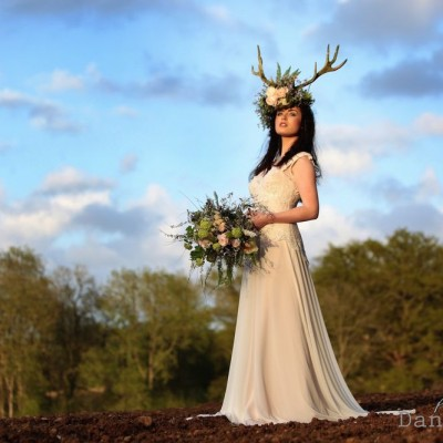 Enchanted Woodland Styled Photoshoot