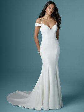 "Maggie sottero ""Eve Marie""  Wedding Dress"