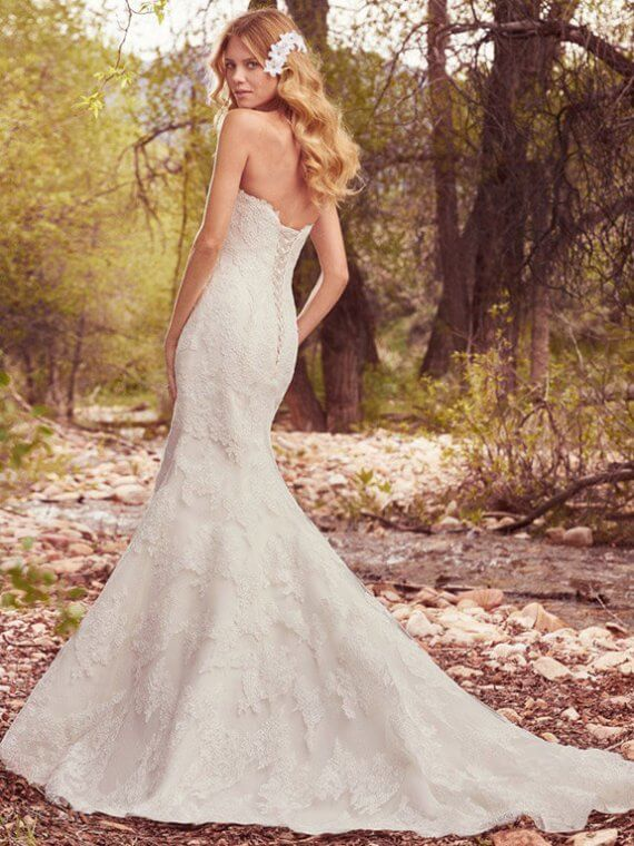 Maggie Sottero - Betsy Wedding Dress