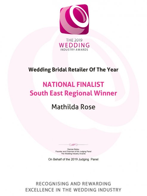 Best Bridal Retailer Shop Sussex
