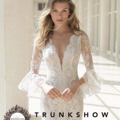 ROSA CLARA launches at Mathilda Rose with Trunk Show to celebrate!