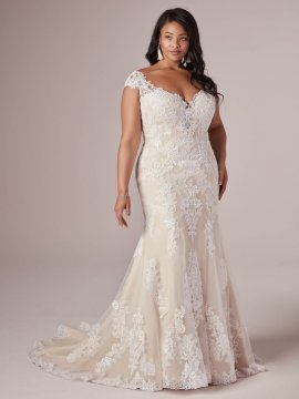 "Rebecca Ingram ""Daphne Lynette"" Wedding Dress UK20"