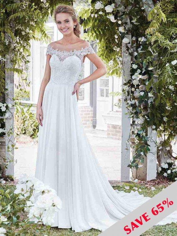 rebecca ingram beatrice wedding dress sample sale