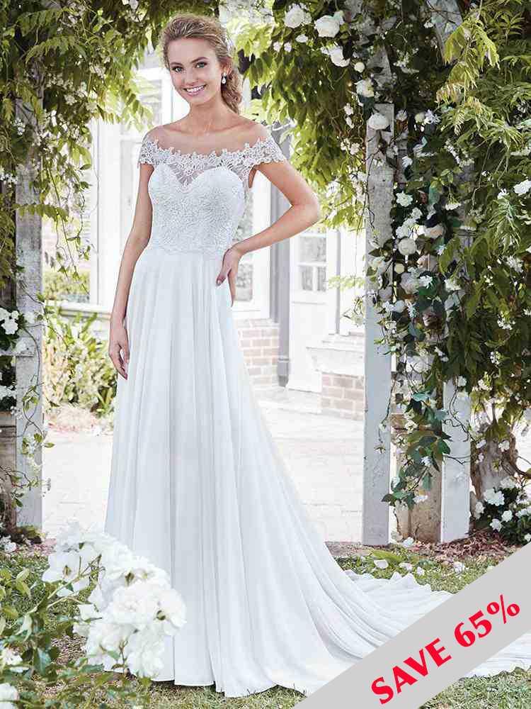 Wedding Dress Sample Sale.Rebecca Ingram Beatrice Wedding Dress Uk14