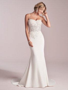 "Maggie Sottero ""Darby"" Wedding Dress"