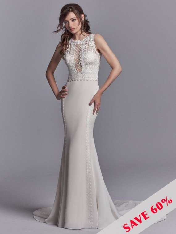 sottero and midgley barrington sample sale wedding dress