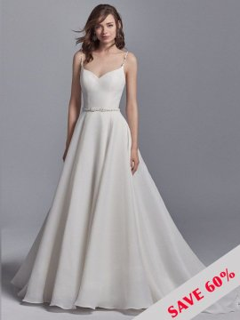 "Sottero & Midgley ""Kyle"" Wedding Dress UK12"