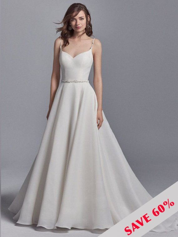 sottero and midgley kyle sample sale wedding dress