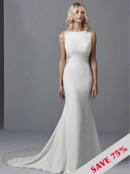 "Sottero & Midgley ""Noah"" Wedding Dress UK10"