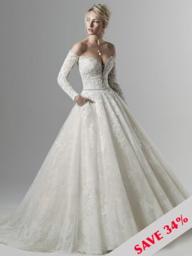 "Sottero & Midgley ""Porter Marie""  UK16"