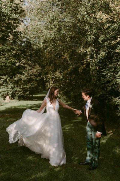 Mathilda Rose bride Suzanna Neville Serrano