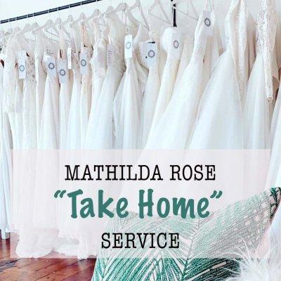 """Mathilda Rose """"Take Home"""" Service"""